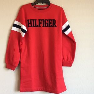 Tommy Hilfiger girl sweater dress
